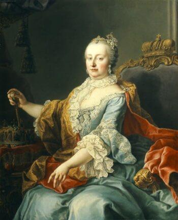 マリア・テレジア ハプスブルク家の女帝 マリー・アントワネットの母